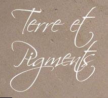 logo TERRE & PIGMENTS