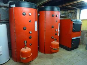 Matthieu artisan installateur chauffage bois b ches ou for Chauffage central au bois
