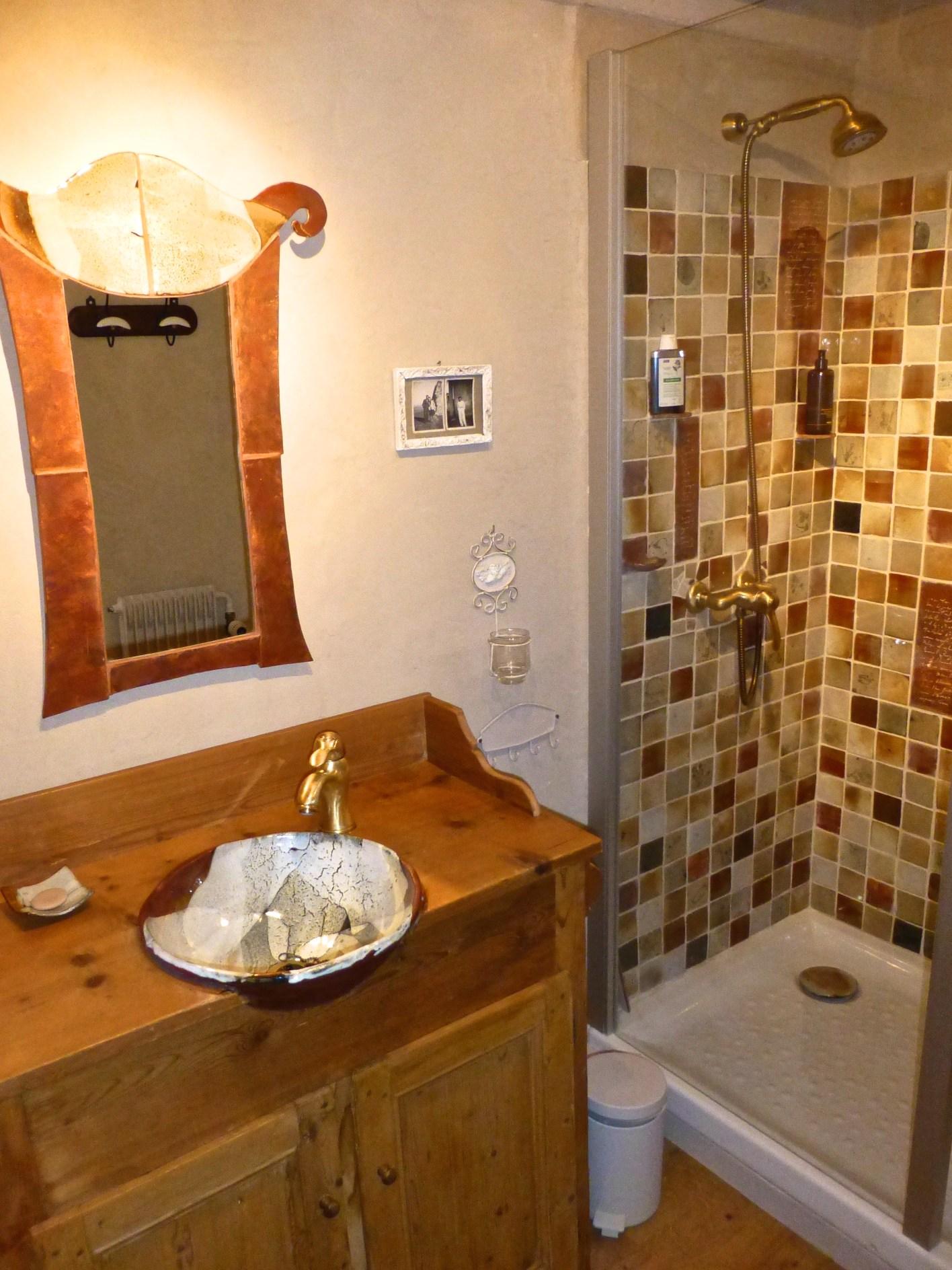 artisan salle de bain
