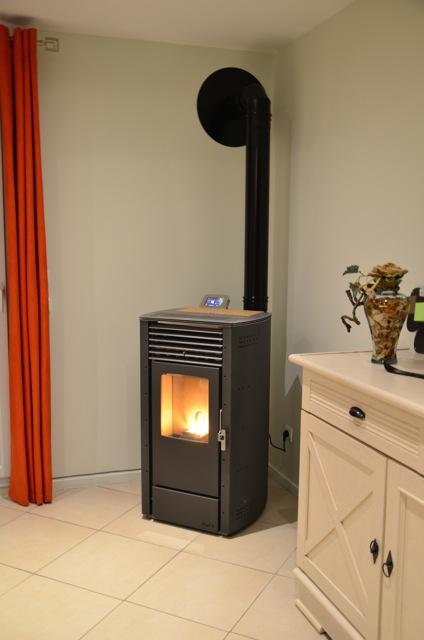 poele a bois etanche certifie cstb. Black Bedroom Furniture Sets. Home Design Ideas
