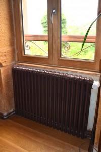 Radiateur IRSAP - style ancien, grand choix de couleurs