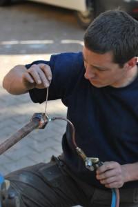 MATTHIEU ARTISAN plombier chauffagiste - Travail du cuivre